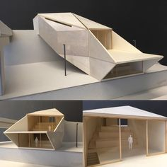 建築モデル Under Wear underwear quora Maquette Architecture, Concept Models Architecture, Architecture Model Making, Architecture Concept Drawings, Architecture Portfolio, Futuristic Architecture, Sustainable Architecture, Interior Architecture, Architecture Diagrams