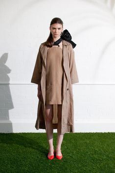Isa Arfen Spring 2015 Ready-to-Wear Fashion Show Collection