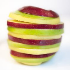 An apple a day: Studies have shown that the polyphenols in apples may protect brain from neurodegenerative diseases such as Alzheimer's by helping to prevent oxidative damage.