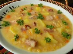 Czech Recipes, Goulash, Cheeseburger Chowder, Stew, Food And Drink, Treats, Anna, Sweet Like Candy, Goodies
