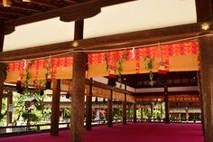 A design of a heian era building.