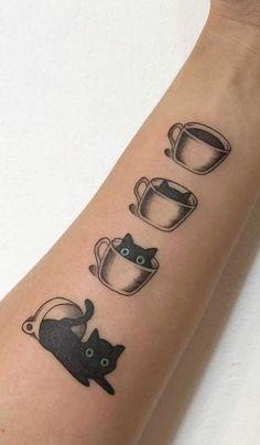 75 Fotos de tatuagens femininas no braço – Fotos e Tatuagens 75 Fotos de tatuag… 75 pictures of women's arm tattoos – images and tattoos 75 pictures of women's arm tattoos – photos and tattoos 75 pictures of women's arm tattoos – photos and tattoos # arms Black Cat Tattoos, Mini Tattoos, Love Tattoos, Unique Tattoos, Beautiful Tattoos, Small Tattoos, Feminine Tattoos, Henna Tattoos, Body Art Tattoos