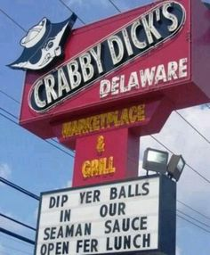 This will be the first stop I make if I ever go to Delaware...if for no other reason but morbid curiosity...