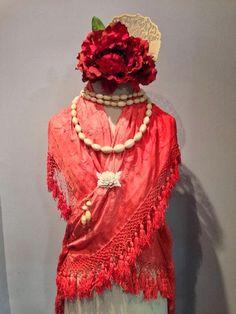 BarónTerry: Moda flamenca ¿Con qué color combino...?