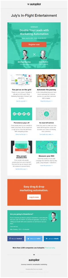 Trigger - email confirmation Email inspiration Pinterest