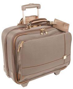 Diane Von Furstenberg Wheels and Deals a New Laptop Bag