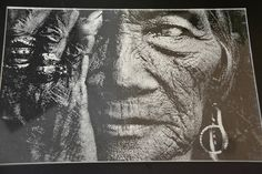 new era in print media , no ink 100% accurate laser cutting #etching #photos #newmedium