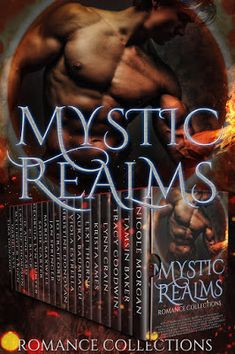 Reviews by Crystal: #GiveAways ~ MYSTIC REALMS  A Limited-Edition Coll...