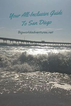 Your Ultimate Guide To San Diego, California by Bigworldadventures.net *** All you need to know *** Where to stay! Where to go! What to do! …. and more!!! States In America, United States, Travel Guides, Travel Tips, Europe Destinations, Where To Go, Road Trips, Great Places, Florence