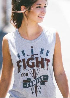FIGHT FOR FAMILY! Get this shirt at Sevenly (this week only!) and support families living in poverty at risk of losing their children!