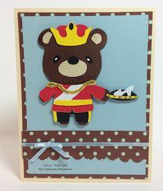 Teddy Bear Parade - Prince
