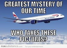 Greatest unsolved mystery...