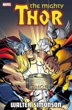 Marvel The Mighty Thor by Walter Simonson 1