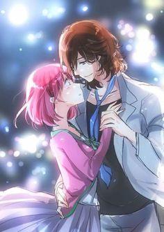 Reiji and Haruka - Uta No Prince Sama