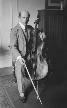 Pau Casals i Defilló (1876– 1973), was a Catalan cellist and conductor. Generally regarded as the pre-eminent cellist of the first half of the 20c, and one of the greatest cellists of all time. He made many recordings throughout his career, of solo, chamber, and orchestral music, also as conductor, but he is perhaps best remembered for the recordings of the Bach Cello Suites. As a cellist contributed to innovative changes in the performance of cello, which became a major solo instrument.