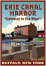 Erie Canal Harbor- a place with rich history