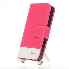 Wallet Phone Pouch Flip Cover With Stand & Card Holder PU Leather Case For iphone 5 5s iPhone Hrvatska - Najbolja online kupovina za vas ! | iPhone.hr
