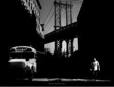 "Gabriele Croppi - ""Metaphysic of the Urban  Landscape // Manhattan Bridge #01"
