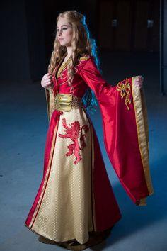 Game of thrones - Cersei Lannister by kn8e.deviantart.com on @deviantART
