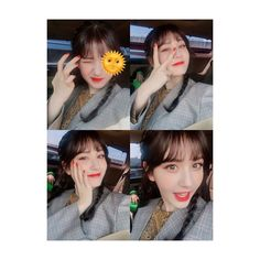 What a beautiful day for a walk... with someone special?  Hope you all can share this nice weather with close friends♡ I'm on my way to SBS 'The Show'!♡ See you there!  항 ㅜㅜ 날씨가 너무너무 좋댜능 ㅜㅜㅜ  걷기 너무 좋은 날씨 반했어...여러분도 오늘 산책하면서! 가볍게 운동하며 건강챙기세용❤이따가 미니 팬미팅에서 만나요