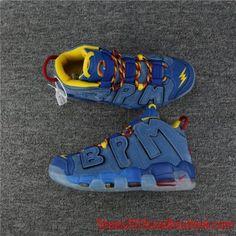 huge discount 151e4 bce64 Mens Nike Air More Uptempo Basketball Shoes 034