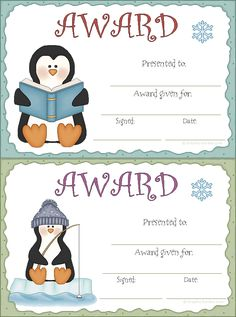Free printable Awards blank or printed (& many more designs!) from Graphic Garden link→ http://www.graphicgarden.com/files17/eng/print/reccard1.php
