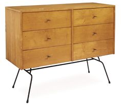 Paul McCobb Planner Group cabinet, by Winchendon.