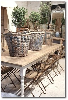 Rustic French Provence Decorating Ideas From ATELIER DE CAMPAGNE