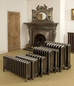 I am working from home (as our office & showroom are in an annex to our house) I will be checking emails and answering the phone while this situation continues however there may be a slight delay. Please check the ready to go radiators if you need a . Victorian Radiators, Old Radiators, Column Radiators, Cast Iron Radiators, Interior Design Victorian House, Victorian Decor, Victorian Homes, House Design, Traditional Radiators