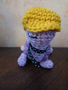 Crochet – rose and mine