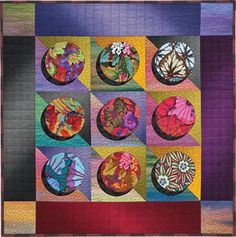 circle quilts - Google Search
