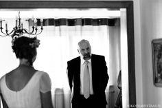 #WeddingPhotography #GettingReady #Bride #Father #NikodemPietras #Poznan