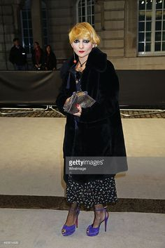 d1ade021a Catherine Baba attends AnOther x Dior VIP premiere of  A Bigger Splash  at  The Curzon Mayfair