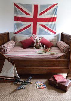 Union Jack for my Jack Lewis...