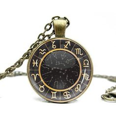 Togethershop Galaxy Necklace for Women Lady's Retro Nebula Pendant Necklace Long Chain Blessing Necklaces Jewelry for Mom Birthday Gifts Girls Jewelry, Jewelry Accessories, Women Jewelry, Long Pendant Necklace, Mom Birthday Gift, Personalized Necklace, Antique Jewelry, Gifts For Women, Jewelry Necklaces