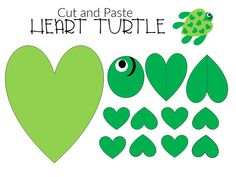 Create the cutest Turtle craft imaginable with this FREE printable Heart Turtle template. It's such a fun way to teach your kids about the animals of the sea or even the Letter T! Heart Turtle Crafts also make adorable art projects for toddlers or preschoolers