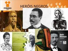 heróis negros by Edenilson73 via authorSTREAM