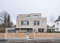 HBS3 01 Brick Facade, Cladding, Bricks, Sweet Home, Homes, Building, Outdoor Decor, Home Decor, Architecture