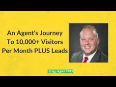 An Agent's Journey To 10,000+ Visitors Per Month - https://www.easyagentpro.com/blog/real-estate-website-case-study/ via @easyagentpro @KyleHiscockRE