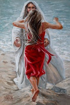 - Call me by my name - House Of Maria ZA Christian Paintings, Christian Art, Daughters Of The King, Daughter Of God, Jesus Artwork, Jesus Tattoo, Jesus Wallpaper, Pictures Of Jesus Christ, Jesus Painting