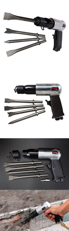Hammers Air Hammer Ingersoll Rand Pc Piece Chisel Set Heavy - Air chisel tile removal