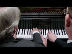 Bach's Art of the Fugue - Contrapunctus IX - piano for 4 hands