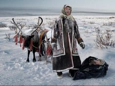 Sami.  Do you think that cultures that exist in harsh conditions continue to do so because they don't know anything else?