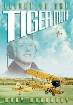 Flight of the Tiger Moth by Mary Woodbury.  The Flight of the Tiger Moth is the thrilling story of one boy's journey to become a man and find his path in the world. It also gives young readers a glimpse of Canadian lives during World War II, and of one more Canadian contribution to winning the war.