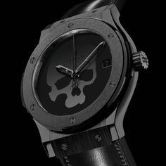 """Skull Bang"" by Hublot. Nice, but also see the Bell & Ross ""Airborne"": http://sct.io/M46UyV"