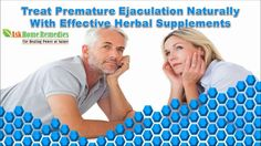 Dear friends in this video we are going to discuss about how to treat premature ejaculation naturally with effective herbal supplements. You can find more details about Lawax and Vital M-40 capsules at www.askhomeremedi... If you liked this video, then please subscribe to our YouTube Channel to get updates of other useful health video tutorials.