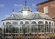 Victorian Greenhouse stock photo 106598776   iStock #conservatorygreenhouse