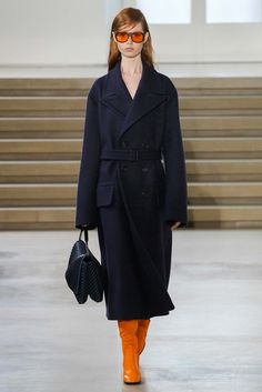 """""""Color Pop"""" Jil Sander Fall 2015 RTW Collection - Style.com. Long live fashion: LÜR Nail presents the best designer runway looks of the Milan Autumn/Winter 2015 Collections."""