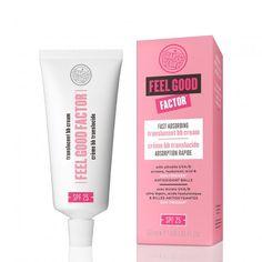 FEEL GOOD FACTOR™ Translucent BB Cream SPF25 - Soap & Glory £12