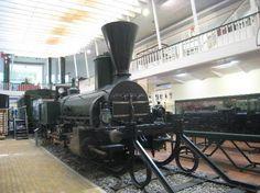 Museum of Transport (Kozlekedesi Muzeum) - Budapest, Hungary